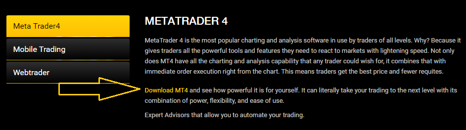 24FX and Metatrader 4