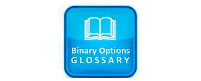 Binary options terms