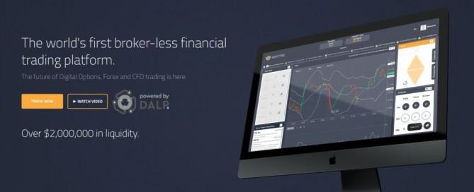 Spectre.ai - The world's first broker-less financial trading platform