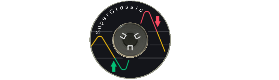 SuperClassic Arrows Indicator