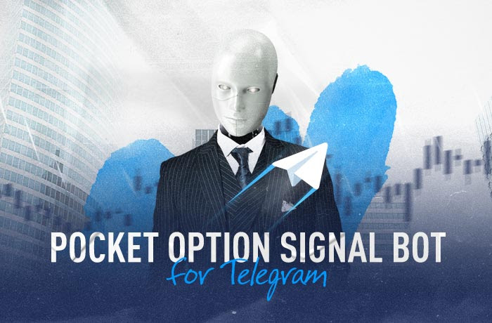 Pocket Option Signal Bot for Telegram