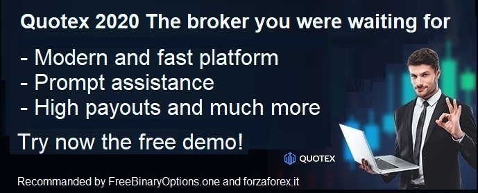 Quotex New Binary Options Broker