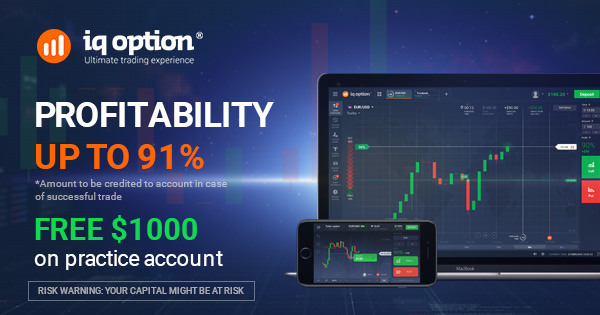 IQ OPTION FREE DEMO